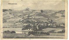 pohled zVysoké - 1920