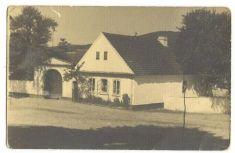 č.p. 44- kovárna - 50.léta 20.stol