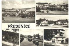 pohlednice - 60.léta 20.stol