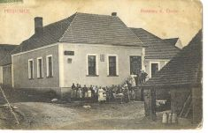 Hostinec uČivišů - 20.léta 20.stol