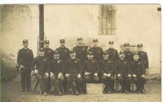 Sbor dobrovolných hasičů 20.léta 20.stol.