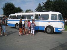 100 let autobusové linky Předenice-Plzeň
