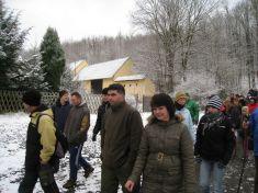 Vánoční pochod 2014